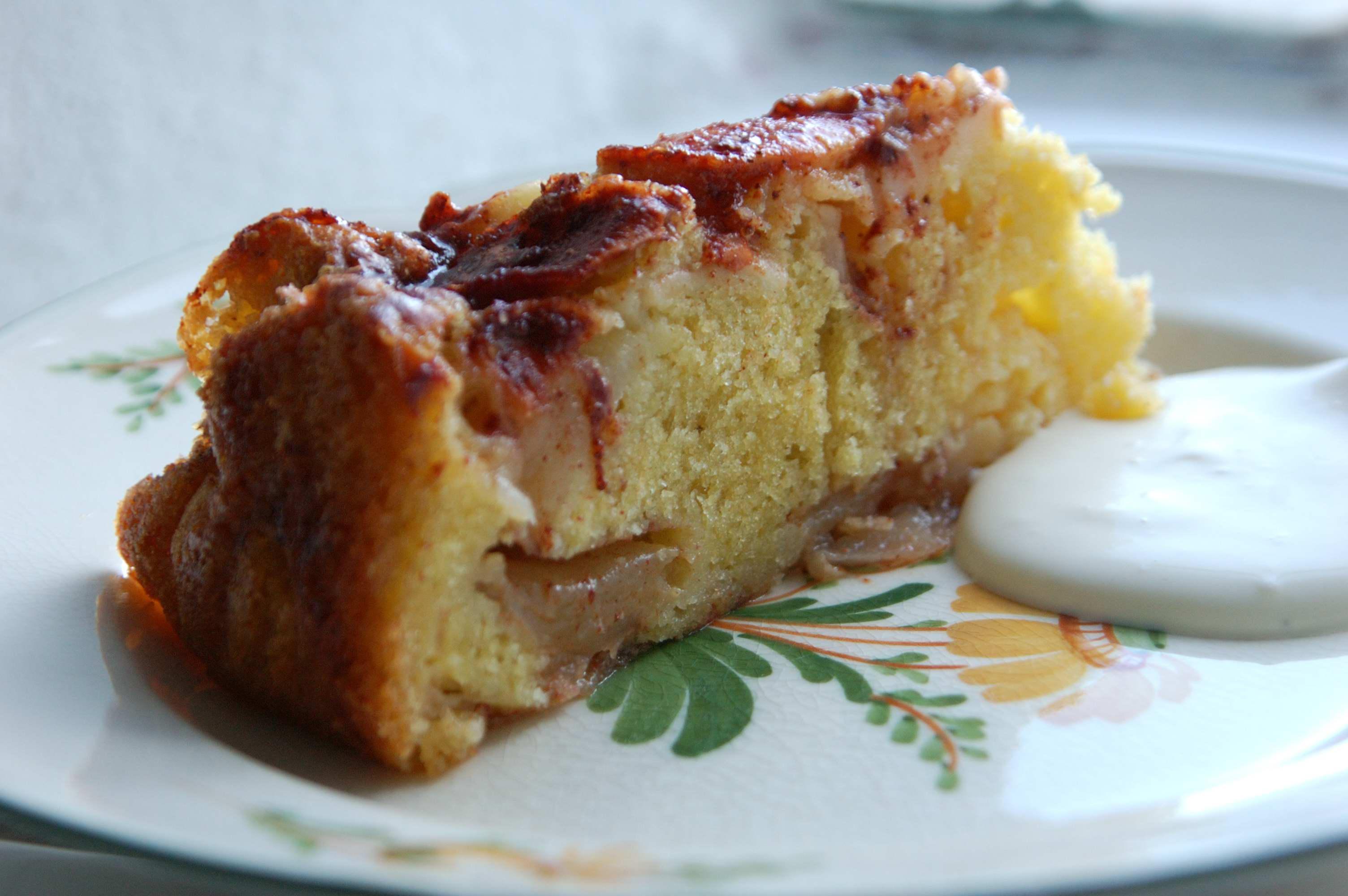kage uden æg og smør