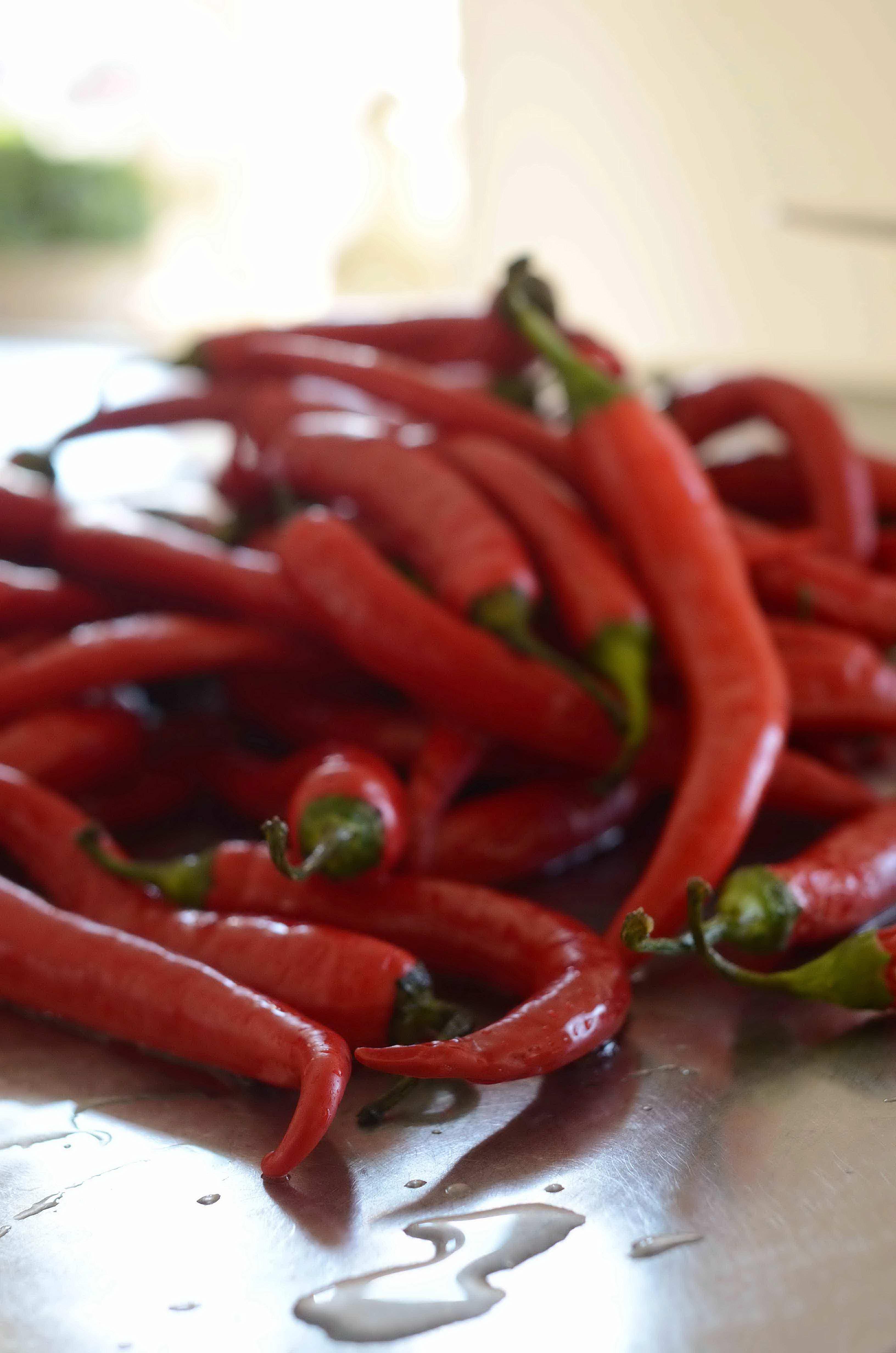 Du kan bruge de chili du bedst kan lide afstemme styrken eller lade